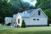 Craftsman Exterior - Other Elevation Plan #923-123