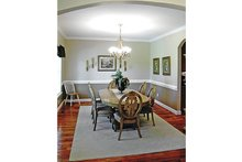Country Interior - Dining Room Plan #314-281