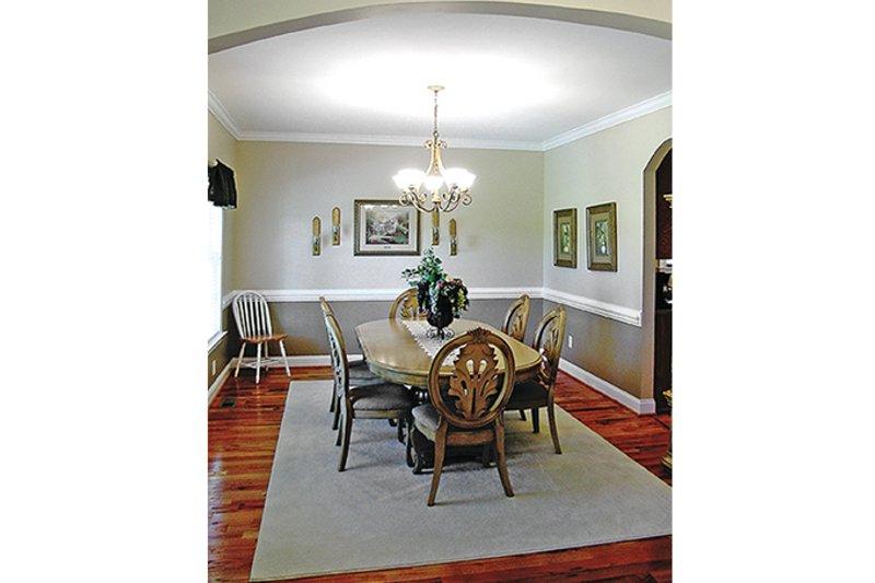 Country Interior - Dining Room Plan #314-281 - Houseplans.com