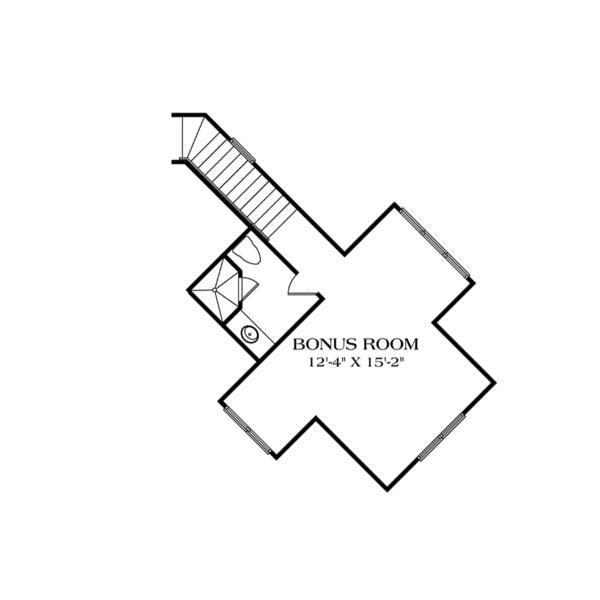 European Floor Plan - Other Floor Plan #453-635