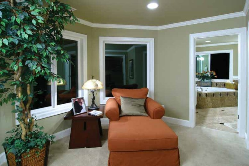 Craftsman Interior - Other Plan #132-241 - Houseplans.com