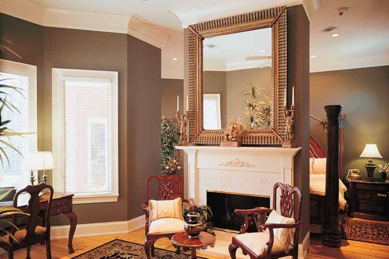 Classical Interior - Other Plan #45-413 - Houseplans.com