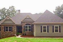 Craftsman Exterior - Front Elevation Plan #437-75
