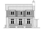 Beach Style House Plan - 3 Beds 4 Baths 2383 Sq/Ft Plan #443-1