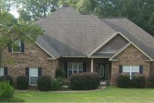 Home Plan - Traditional Exterior - Front Elevation Plan #63-344