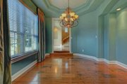 Mediterranean Style House Plan - 5 Beds 3 Baths 3067 Sq/Ft Plan #80-184 Interior - Dining Room