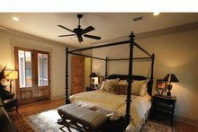 Architectural House Design - Bungalow Interior - Master Bedroom Plan #37-278