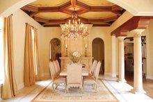 Mediterranean Interior - Dining Room Plan #1058-11