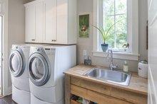 Home Plan - Utility Room