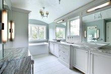 Craftsman Interior - Master Bathroom Plan #928-224