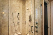European Interior - Bathroom Plan #46-776