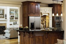 House Plan Design - Country Interior - Kitchen Plan #927-169