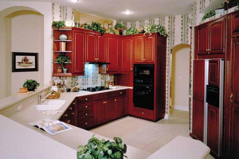 European Interior - Kitchen Plan #417-629 - Houseplans.com