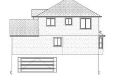 House Plan Design - Traditional Exterior - Other Elevation Plan #1060-19