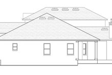 House Plan Design - Country Exterior - Other Elevation Plan #1058-114