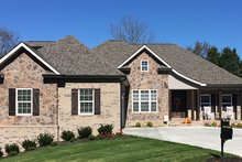 Craftsman Exterior - Front Elevation Plan #927-566