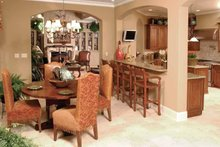 Country Interior - Kitchen Plan #952-182