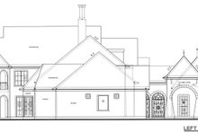 House Plan Design - European Exterior - Other Elevation Plan #20-1731