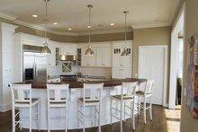 Colonial Interior - Kitchen Plan #928-74