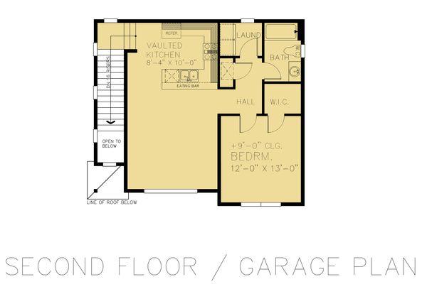 House Plan Design - Garage Apartment