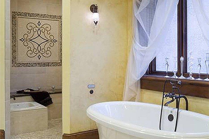 Master Bath - 4000 square foot European home