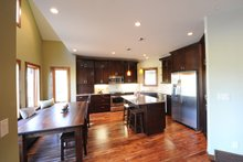 Cottage kitchen photo in house country house design