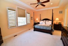 Architectural House Design - Master Bedroom - 3300 square foot Country home