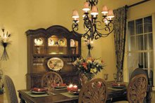Home Plan Design - Country Interior - Dining Room Plan #930-419