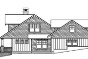 Bungalow Style House Plan - 3 Beds 2.5 Baths 2049 Sq/Ft Plan #124-485