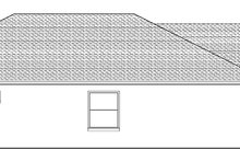 Home Plan - Adobe / Southwestern Exterior - Other Elevation Plan #1058-95
