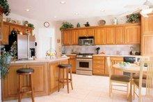Architectural House Design - European Interior - Kitchen Plan #314-227