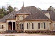 European Style House Plan - 5 Beds 4 Baths 3196 Sq/Ft Plan #429-1