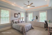 Home Plan - European Interior - Bedroom Plan #929-479