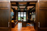 Craftsman Style House Plan - 2 Beds 3 Baths 2727 Sq/Ft Plan #70-1486 Interior - Other