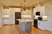 Farmhouse Style House Plan - 3 Beds 2.5 Baths 2038 Sq/Ft Plan #1070-2 Interior - Kitchen