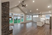 Farmhouse Style House Plan - 4 Beds 3 Baths 2283 Sq/Ft Plan #1070-97