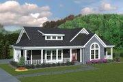 Farmhouse Style House Plan - 3 Beds 2 Baths 1591 Sq/Ft Plan #57-345