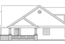 Home Plan - Exterior - Other Elevation Plan #124-342