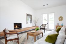 Dream House Plan - Ranch Interior - Family Room Plan #888-2