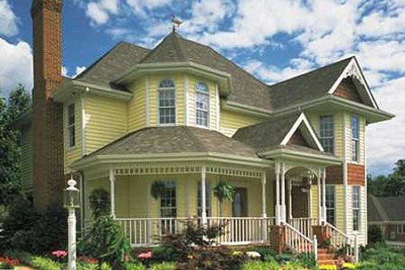 Victorian Photo Plan #410-107 - Houseplans.com