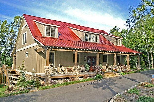 Grilling Porch Plans