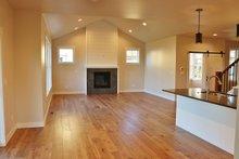 Ranch Interior - Family Room Plan #1070-28