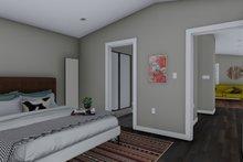 Dream House Plan - Traditional Interior - Master Bathroom Plan #1060-97