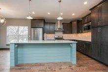 Dream House Plan - Ranch Interior - Kitchen Plan #70-1497