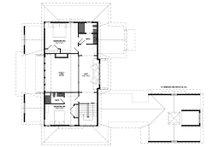 Farmhouse Floor Plan - Upper Floor Plan Plan #928-14