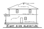 Craftsman Style House Plan - 4 Beds 2.5 Baths 2309 Sq/Ft Plan #20-2289
