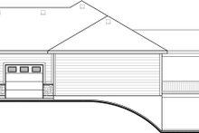 House Design - Farmhouse Exterior - Other Elevation Plan #1073-17
