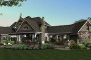 Craftsman Style House Plan - 4 Beds 4 Baths 3349 Sq/Ft Plan #120-173