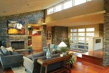 Modern Interior - Family Room Plan #48-457