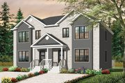 Traditional Style House Plan - 6 Beds 2 Baths 2720 Sq/Ft Plan #23-2411
